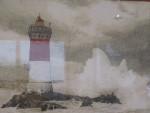 3ème prix à Claudine Vasseur avec un magnifique tableau en sable lui aussi dans le thème du vent